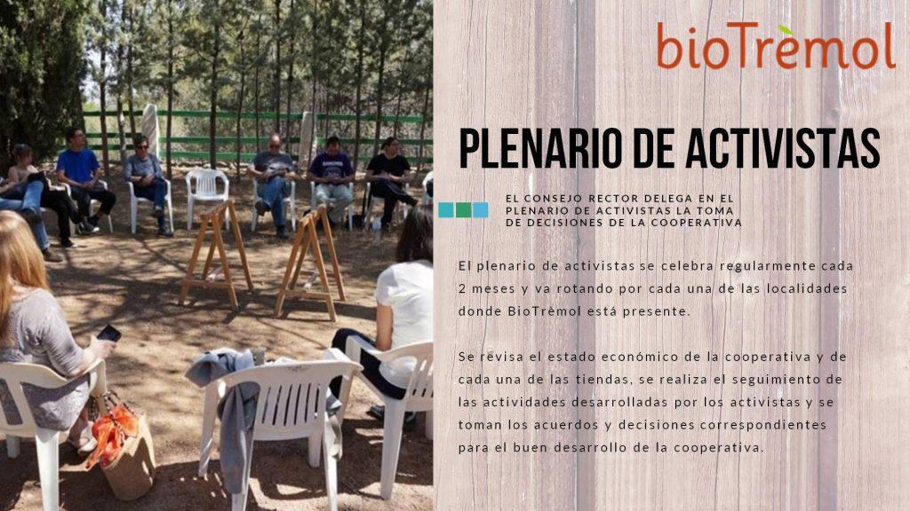 Plenario de Activistas @ Yecla | Yecla | Región de Murcia | España